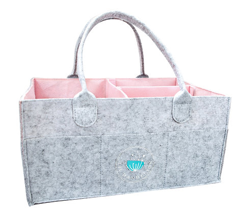 Caddy Organizer (Pink)