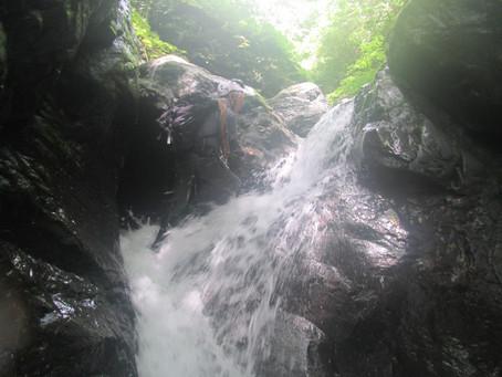 奥多摩 倉沢谷