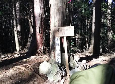 奥武蔵 伊豆ヶ岳バリエーション