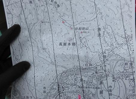 奥武蔵 日和田講習会 (地図読み編)