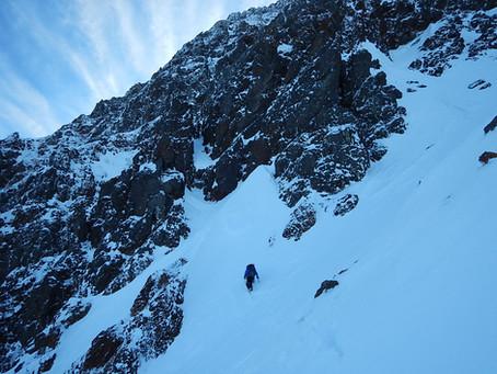 八ヶ岳 赤岳主稜