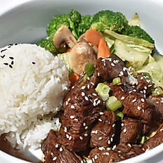 Japanese Teriyaki Beef Tenderloin