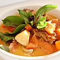 Roasted Duck n' Pineapple Curry