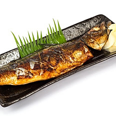 New! Grilled Saba