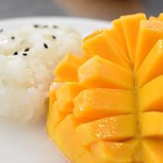 Mango with Sweet Sticky Rice (Seasonal)