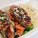 Japanese Teriyaki Salmon