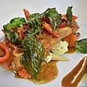 Crispy Basil (Red Snapper/Seabass)