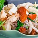 New! Glass Noodle Seafood Salad