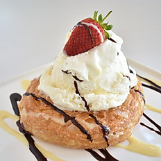 Roti Pastry Ice Cream