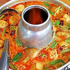 New! Hot Pot Spicy Tom Yum