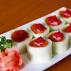 Sunset Maki (cucumber roll)
