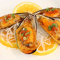 Baked Green Mussel (4 pcs.)