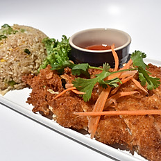 Fried Chicken Fried Rice