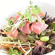 Tuna Poke Salad Bowl