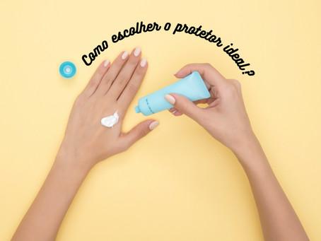 Protetor solar: como escolher o ideal para minha pele?