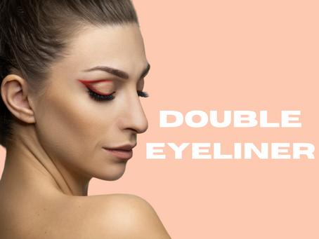 Double Eyeliner: tudo que você precisa saber para arrasar na técnica