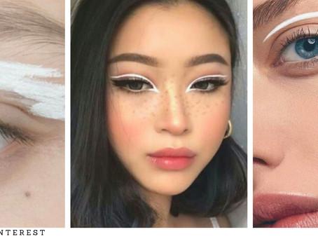 Tendência: maquiagem branca