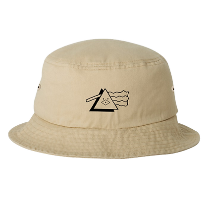 TRIBE LOGO BUCKET HAT