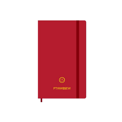 PTWW$$EW MOLESKIN NOTEBOOK