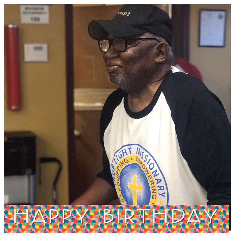 Pastor emeritus