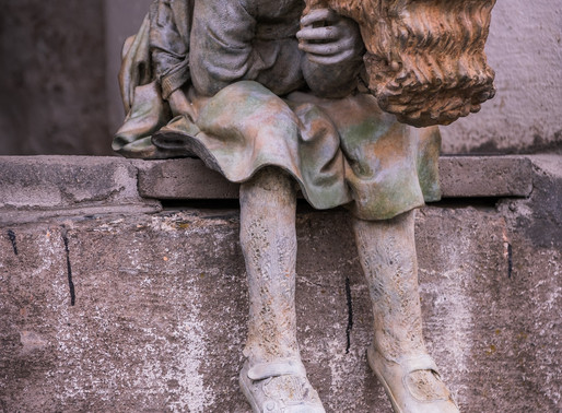 Coola statyer i Trondheim