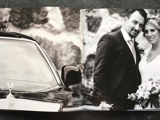 Sjunde bröllopet klart och bok levererad!