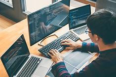 Professional Development programmer work