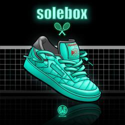 Solebox x Reebok Promo art