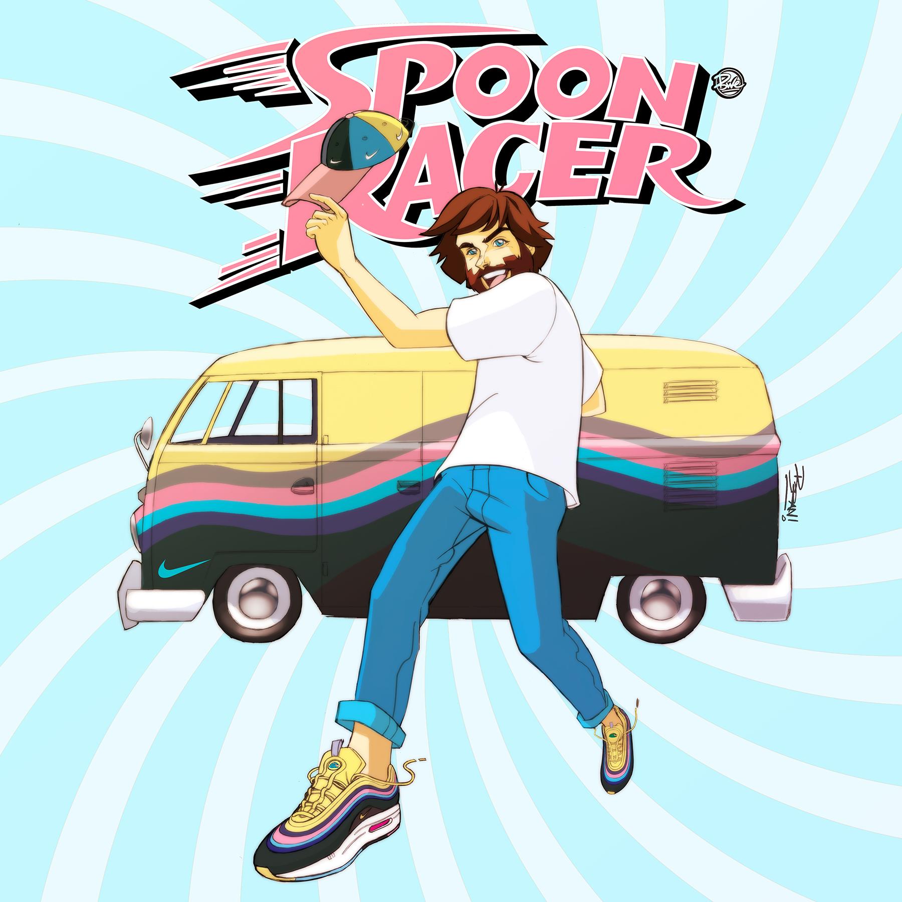 Spoon Racer Parody