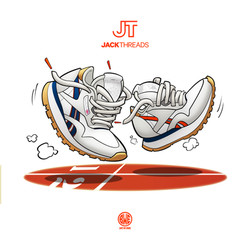 Jackthreads Reebok Promo Art 1