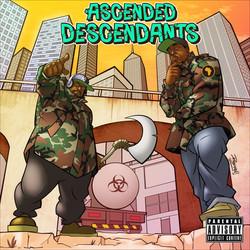 Asecending Descendants Album Cover
