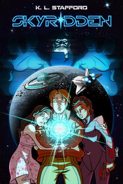 Sky Ridden Book cover art