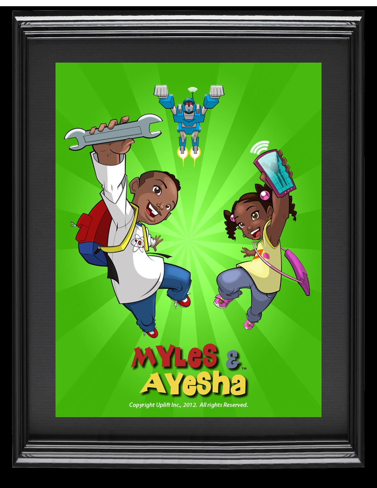 Myles & Ayesha
