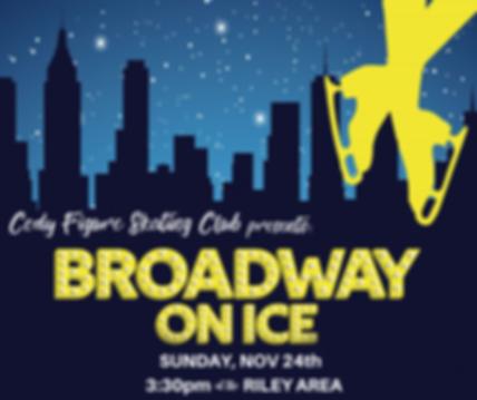 Broadway ON ICE