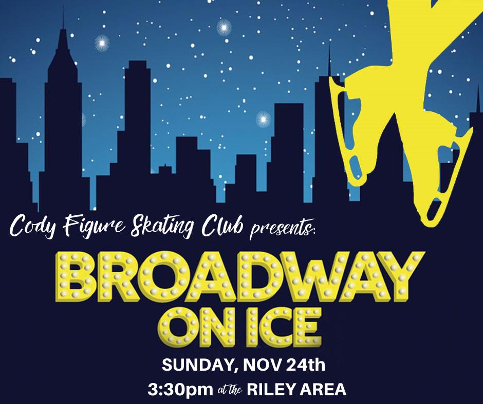 Cody Figure Skating Club winter show
