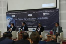 7th Digital Earth Summit (DES-2018), 17 - 19 April, El Jadida, Morocco
