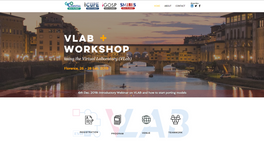 VLab Workshop, Florence, 26 - 28 Feb. 2019