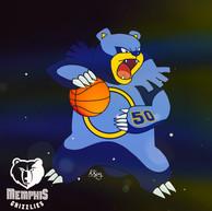 Ursaring x Memphis Grizzlies