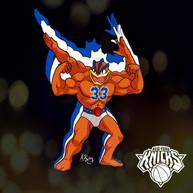 Machamp x New York Knicks