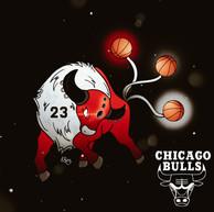 Tarous x Chicago Bulls