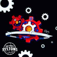 KlinkKlang x Detroit Pistons