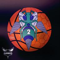 Beedrill x Charlotte Hornets