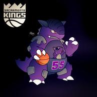 KangasKhan x Sacramento Kings