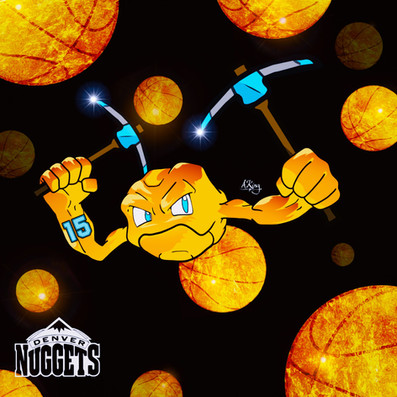 Geudude x Denver Nuggets