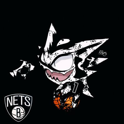 Haunter x Brooklyn Nets