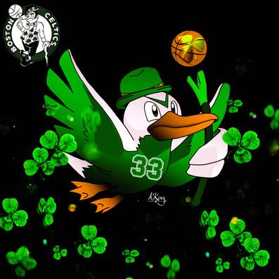 Far'dFetch x Boston Celtics