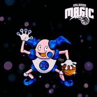 Mr. Mime x Orlando Magic