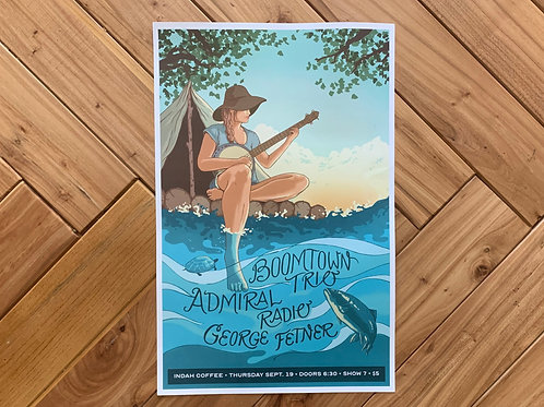 Limited Edition Show Poster