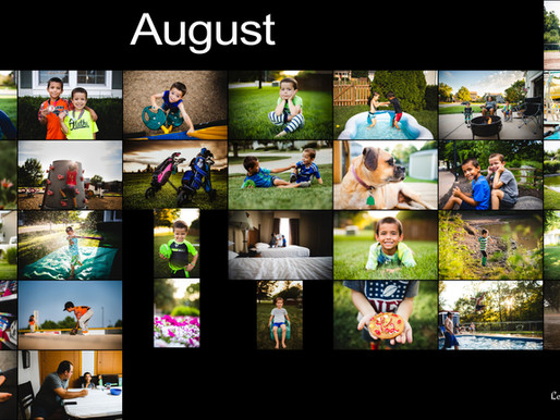 August 2020 : Project 366 - Olathe Documentary Photographer