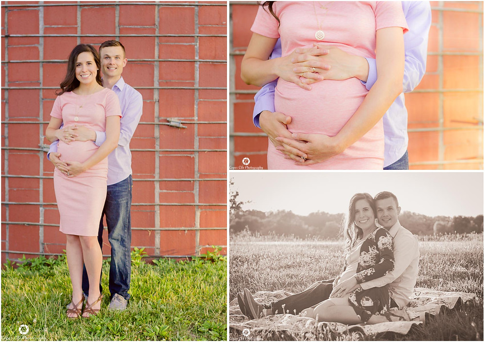 Overland Park Maternity Session